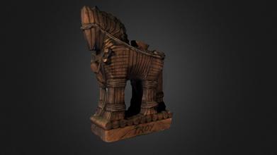 troyan horse - 3d scan - 3d model alex grzybowska alex g 08a79d8 3d scan toy - suvenir actual city troy turkey wooden nicely made - troyan horse - 3d scan - 3d model alex grzybowska alex g 08a79d8