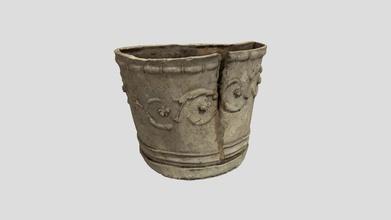 urne en plomb - 3d model maison l'arch ologie du pas-de-calais archeopdc 02277b4 urne en plomb - 3d model maison l'arch ologie du pas-de-calais archeopdc 02277b4