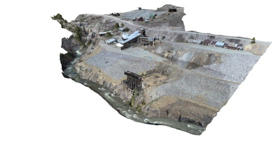 ute ulay mining complex henson ghost town - download free 3d model blm national operations center geospatial imaging oc534 f3c86c2 ute ulay mining complex located along alpine loop scenic byway just south lake city colorado ute ulay mining claims were discovered 1871 were one biggest producers gold silver san juan mountains bureau land management gunnison field office has partnered hinsdale county promote heritage tourism has stabilized preserved several structures within mining complex ute ulay listed national register historic places 2017 mining town henson sprung up 1880 provided basic necessities support 300 miners their families working booming ute ulay mining complex 1883 town had schoolhouse post office several supply stores its dirt roads were lined one room log cabins many these structures still standing today interpreted historic walking tour through ghost town available - ute ulay mining complex henson ghost town - download free 3d model blm national operations center geospatial imaging oc534 f3c86c2