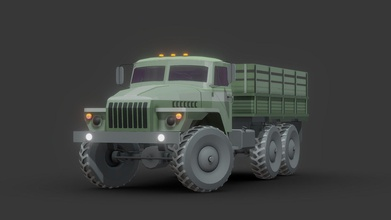 vehicle - ural truck 44202 - buy royalty free 3d model kitsune graphics kitsunegraphics dad03c1 vehicle - ural truck 44202 vehicle ready unity 3d another game engine 1 vehicle separate mesh wheels body point rotation ready scaled mesh unity 3d unreal engine 1 texture - vehicle - ural truck 44202 - buy royalty free 3d model kitsune graphics kitsunegraphics dad03c1