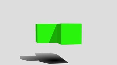 verde - download free 3d model afcastanom afcastanom e584b2a ficha 4 union cubos color verde - verde - download free 3d model afcastanom afcastanom e584b2a