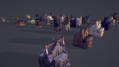 victorian style village low poly - buy royalty free 3d model larolei low poly strix567 71668ca collection 114 low poly models victorian style houses mansions churches other small architectural formsthis set also includes optimized models gazebos banqueting houses fences doors full list all 114 models mansion stone mansion 16 098 p victorian mansion 20 336 p gazebo victorian gazebo 11 142 p pavilion banqueting house 8 484 p church wooden church 2 269 p fence fence type 1 46 p fence type 2 68 p fence type 3 112 p door forged door 162 p door glass 122 p wooden door type 1 105 p wooden door type 2 105 p wooden door type 3 195 p wooden door type 4 105 p wooden door type 5 105 p wooden metal door type 1 204 p wooden metal door type 2 275 p arch door glass type 1 130 p arch door glass type 2 115 p included 3d formats max 3ds max 2016 blend blender 281 fbx obj stl - victorian style village low poly - buy royalty free 3d model larolei low poly strix567 71668ca