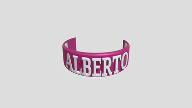 vincha alberto - download free 3d model ggonzaloe ggonzaloe 64cca1f fan alberto - vincha alberto - download free 3d model ggonzaloe ggonzaloe 64cca1f