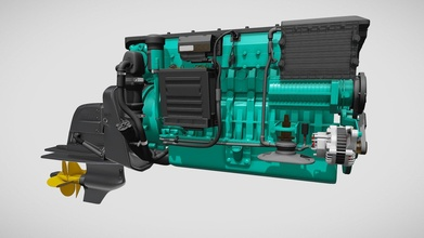 volvo penta marine engine - buy royalty free 3d model 3dhorse 3dhorse 8e15bdb volvo penta marine engine - buy royalty free 3d model 3dhorse 3dhorse 8e15bdb