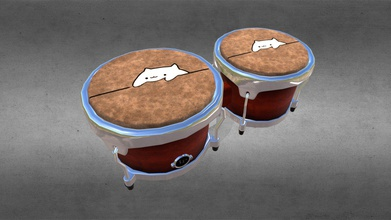weekend challange bongo catto - 3d model andrew davis andrew davis 753b75b personal challange got pick finish small project within weekend - weekend challange bongo catto - 3d model andrew davis andrew davis 753b75b