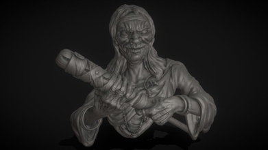 witch 3d-printable bust - download free 3d model maxdeaconvr maxdeaconvr bb94b9e witch 3d-printable bust - download free 3d model maxdeaconvr maxdeaconvr bb94b9e