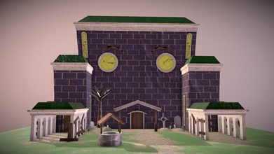 worldskills mansion - 3d model harrysofokleous harrysofokleous e580dc7 haunted mansion created part 2017 worldskills 3d design competition we were restricted 5000 polys had texture whole model over one map just over week complete task - worldskills mansion - 3d model harrysofokleous harrysofokleous e580dc7