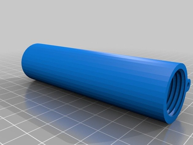 3d printed rocket forward