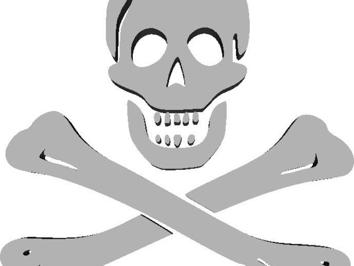 skull bones jolly roger s
