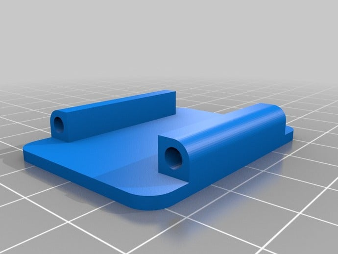 magnetic hinge box lid pa