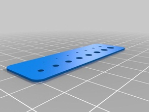 hole pt25mm 4mm pt25mmincr 3d printing tests customized
