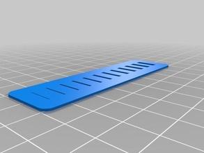gap pt25mm 3mm pt25mmincr 3d printing tests customized