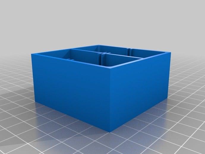 compartment box removable