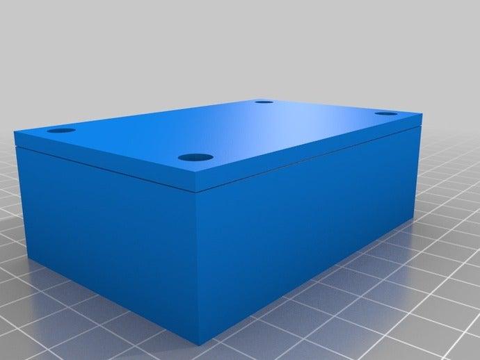 my customized box diy