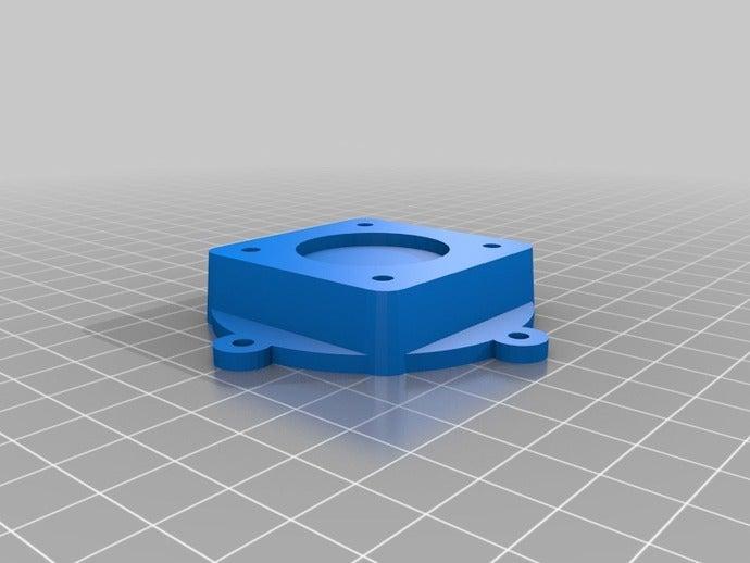 1 motor end 3d printer pa