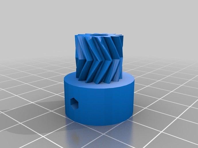 1 sun gear 3d printer par