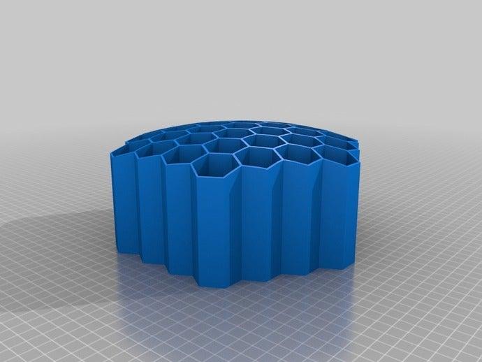 honeycomb organization cu