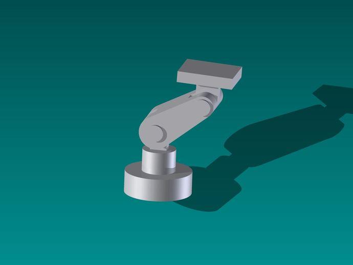 robot arm gadgets basic f