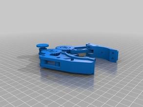 alternative claw sugru grip robotics tinkercad
