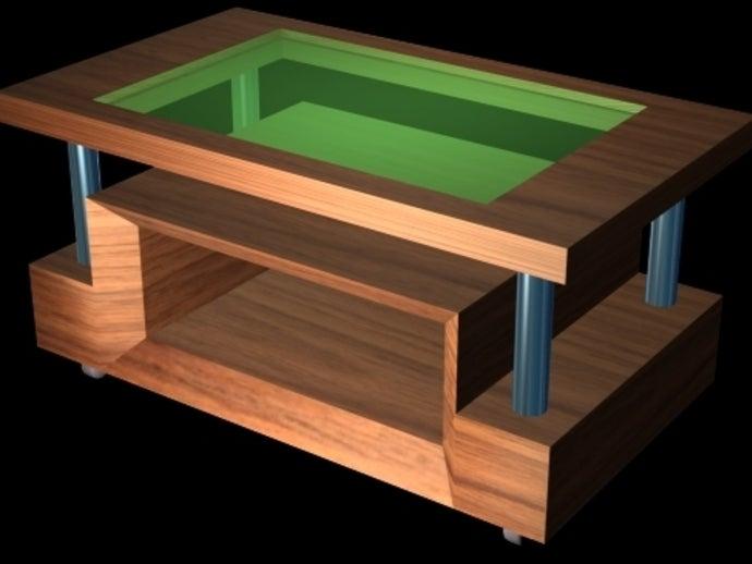 prototype miniature wood