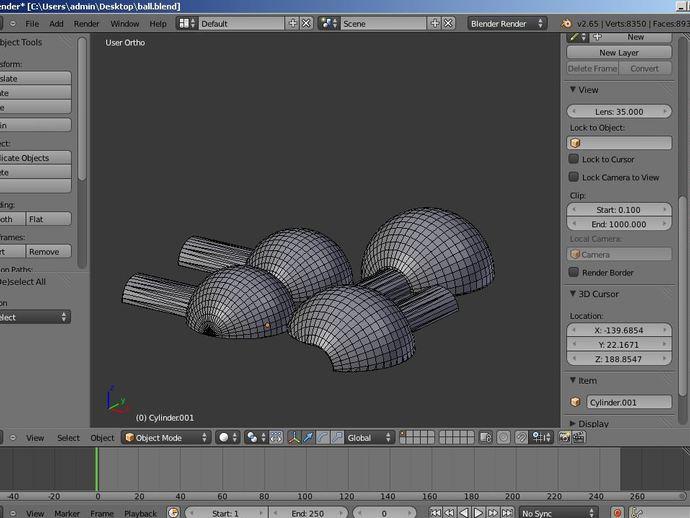 learning 3d model print b