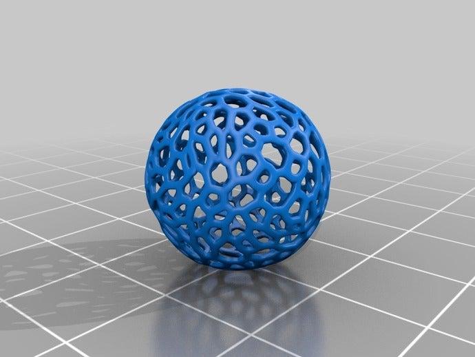 voronoi like object math