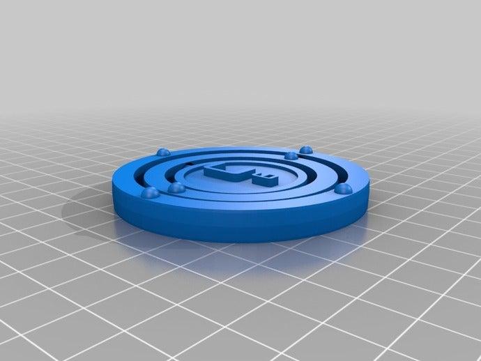my customized atom deluxe