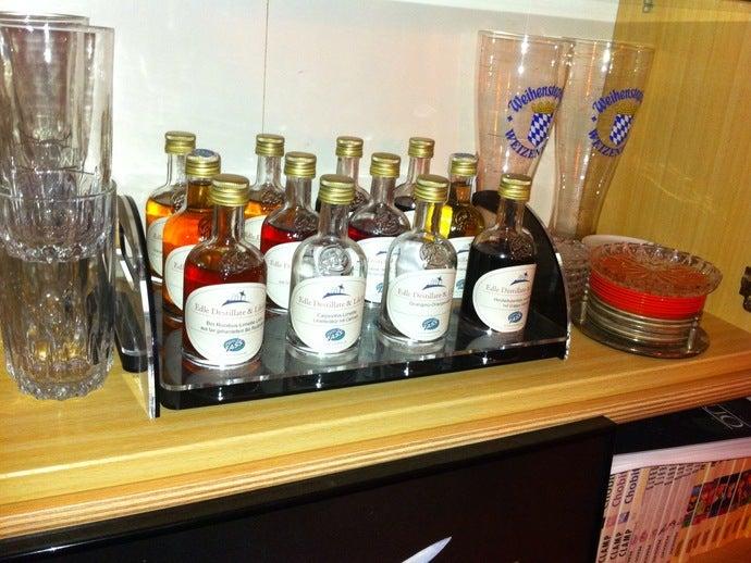 bottle tray kitchen dinin