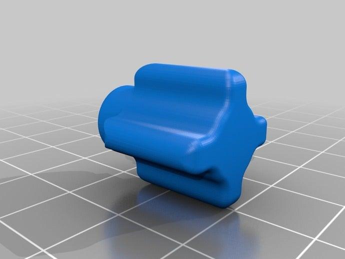 screw cap up printer heat