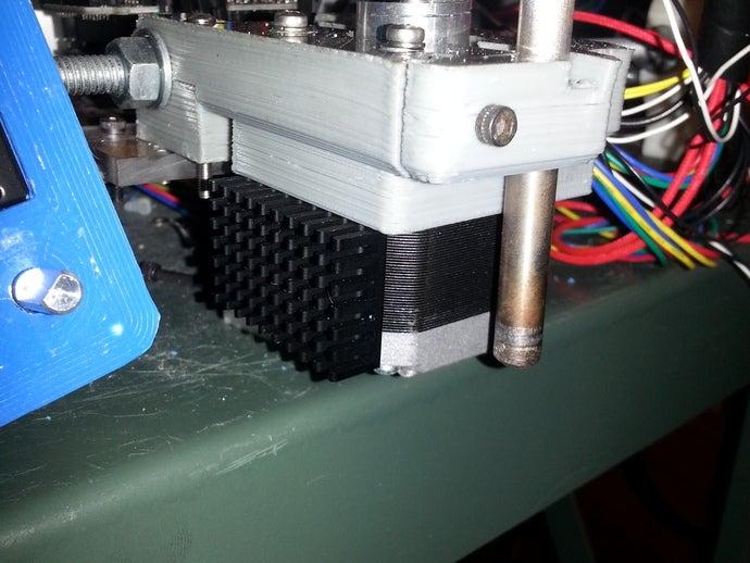 lower motor mount clamp 3