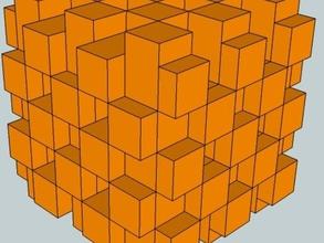 altekruse variation 3 puzzles 36 burr burr puzzle cross old piece toy