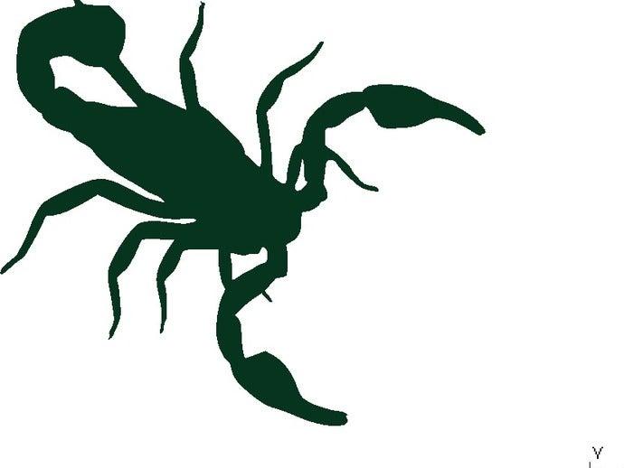 scorpion signs logos
