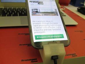 universal phonecalculator dock mobile