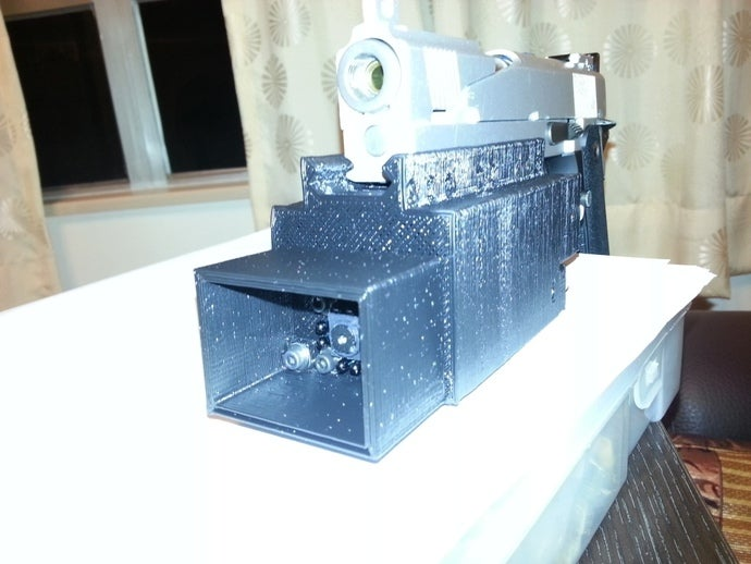night vision lens battery