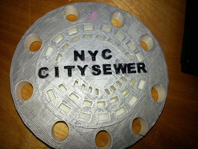 tmnt manhole cover toys g