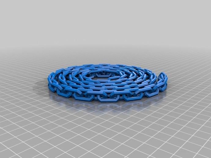 my customized chain gener