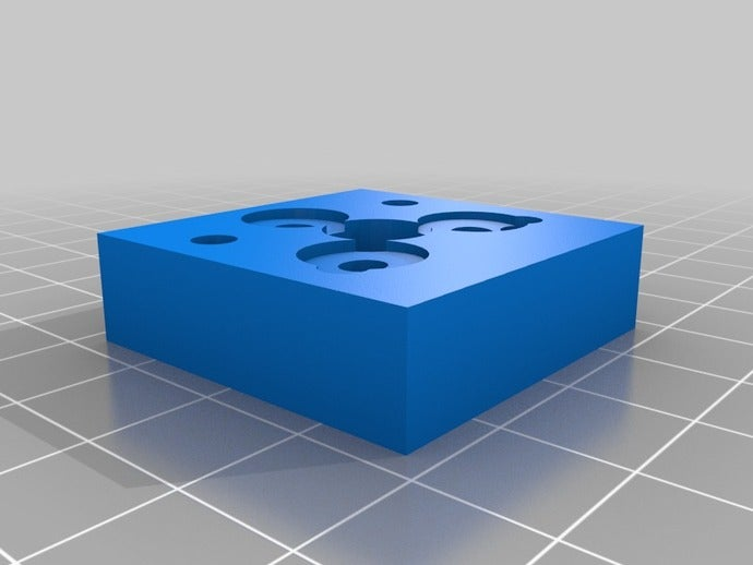 my customized openscad th