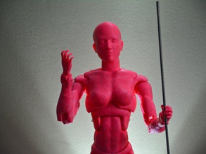 female action figure