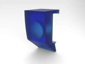 anti cavo marmellata atom stampante 3d accessori