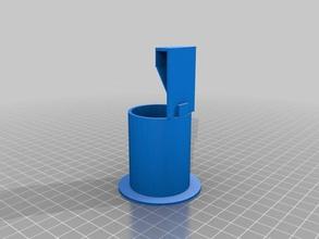 cubify cubex esterno filamento alloggiamento 3d la stampante parti
