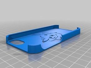 pikachu iphone 5 plantilla de caso accesorios personalizado