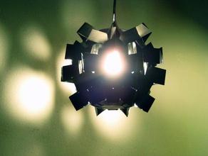 lampara modulare reigada altri laboral lampara modulare reigada adrian esapa ensamblajes fab lab laboral