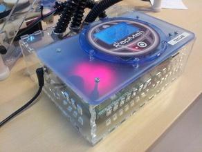 control box cover rapman 32 3d printer accessories 3d printer rapman 32 3d printer rapman 3d printer