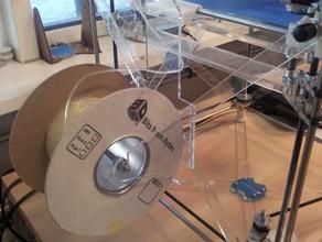 wire spool holder rapman 32 3d printer accessories 3d printer rapman 32 3d printer rapman 3d printer