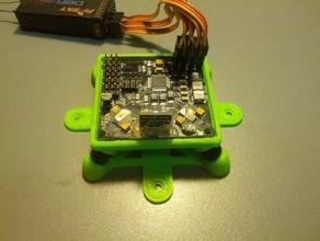 hobbykings bumblebee friendly version kk controller antivibration mount rc vehicles kk multicopter controller
