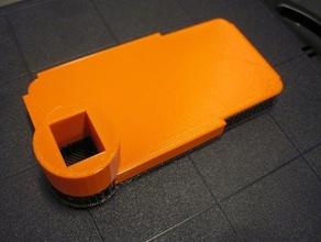 iphone 4 telescope eyepiece other 3d printer