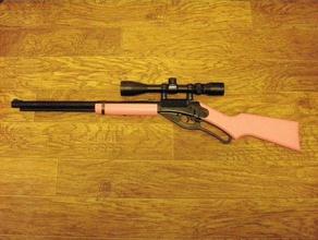 red ryder scope rail mechanical toys bb gun bb rifle daisy red ryder scope mount weaver rail