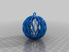spiraal bal 1 decor customized