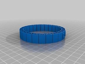 laura brac 2 bracelets customized