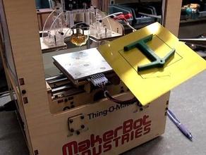 interchangeagble magnetic build platform 3d printer parts build plate build surface heated build platform interchangeable removable